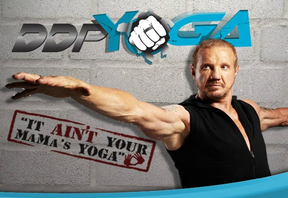"""Diamond Dallas Page (DDP) is Tougher, creating not only a revolutionary workout but a lifestyle and inspiring others to """"Own Your Life""""!"""