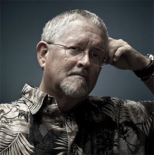 Orson Scott Card, author and literature professor at Southern Virginia University