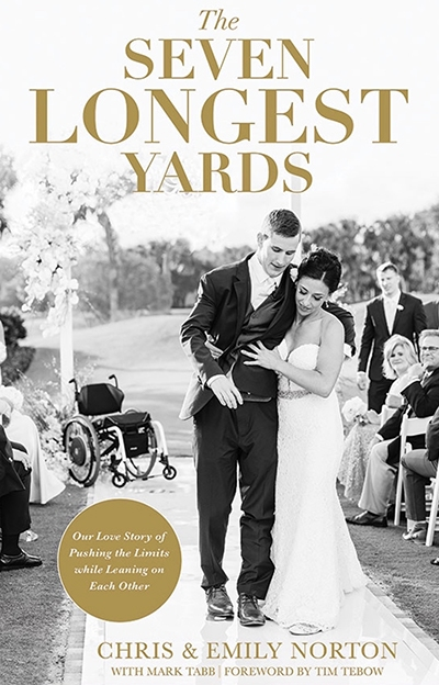 Life's Tough – but Chris & Emily Norton are TOUGHER, by finding their miraculous power to stand.