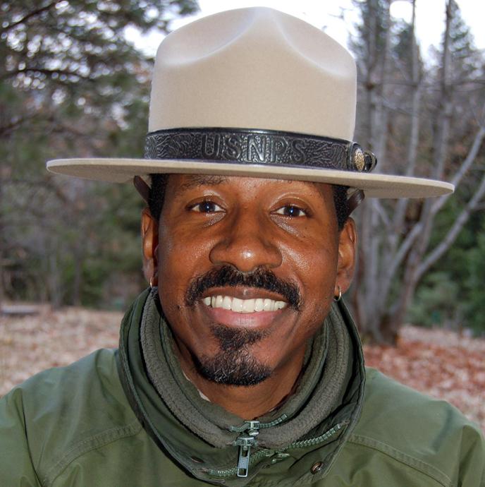 Life's Tough, but Shelton Johnson is TOUGHER… This Explorer Enjoys Life's Majesty as a US National Park Ranger