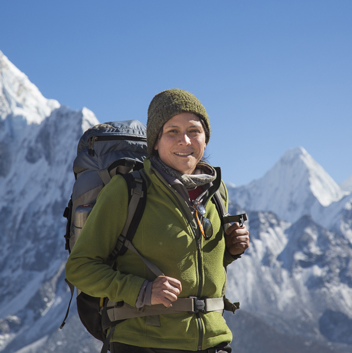 Life's Tough, but Silvia Vasquez Lavado is TOUGHER… This Explorer Has Overcome Great Odds to Stand on the Seven Summits