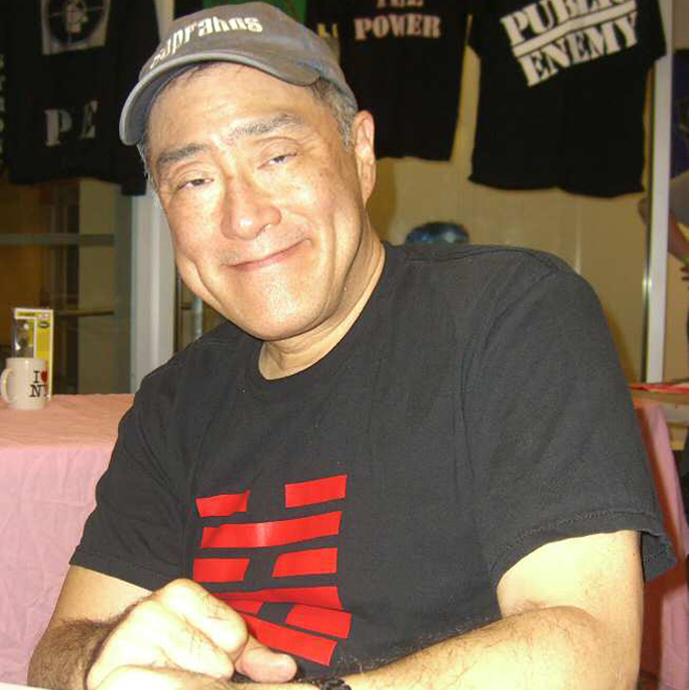 Larry Hama, legendary Comic Book writer has come a long way!