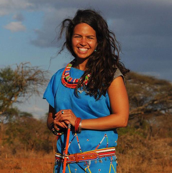 Leela Hazzah, Champion Defender of Wildlife Reveals Her Winning Strategy to Save Lions