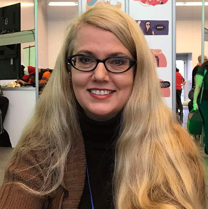 Colleen Doran, Says It's More Than Just Comic Books