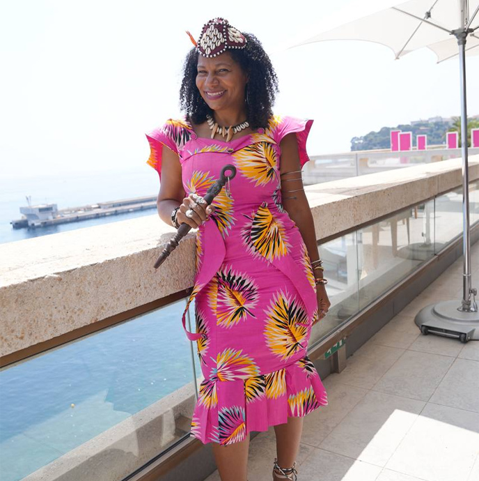 Special Interview with Queen Diambi of the Democratic Republic of Congo